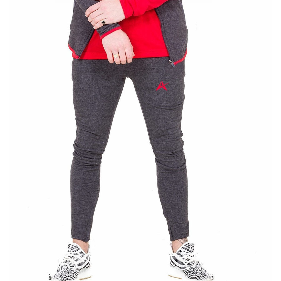 Female Jogging Trousers Bottoms Tracksuit  Pants A1-609