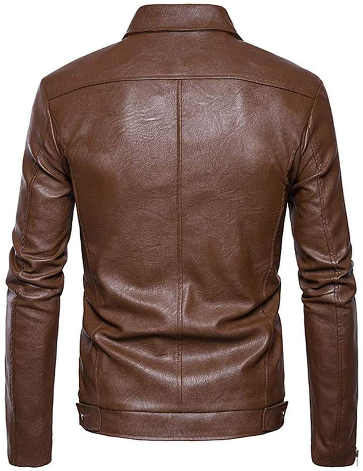 Men Leather Jackets TIMJ - 012