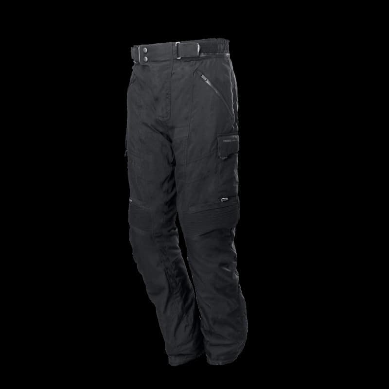 Motorbike Trousers with stretchable knee protection TR 123