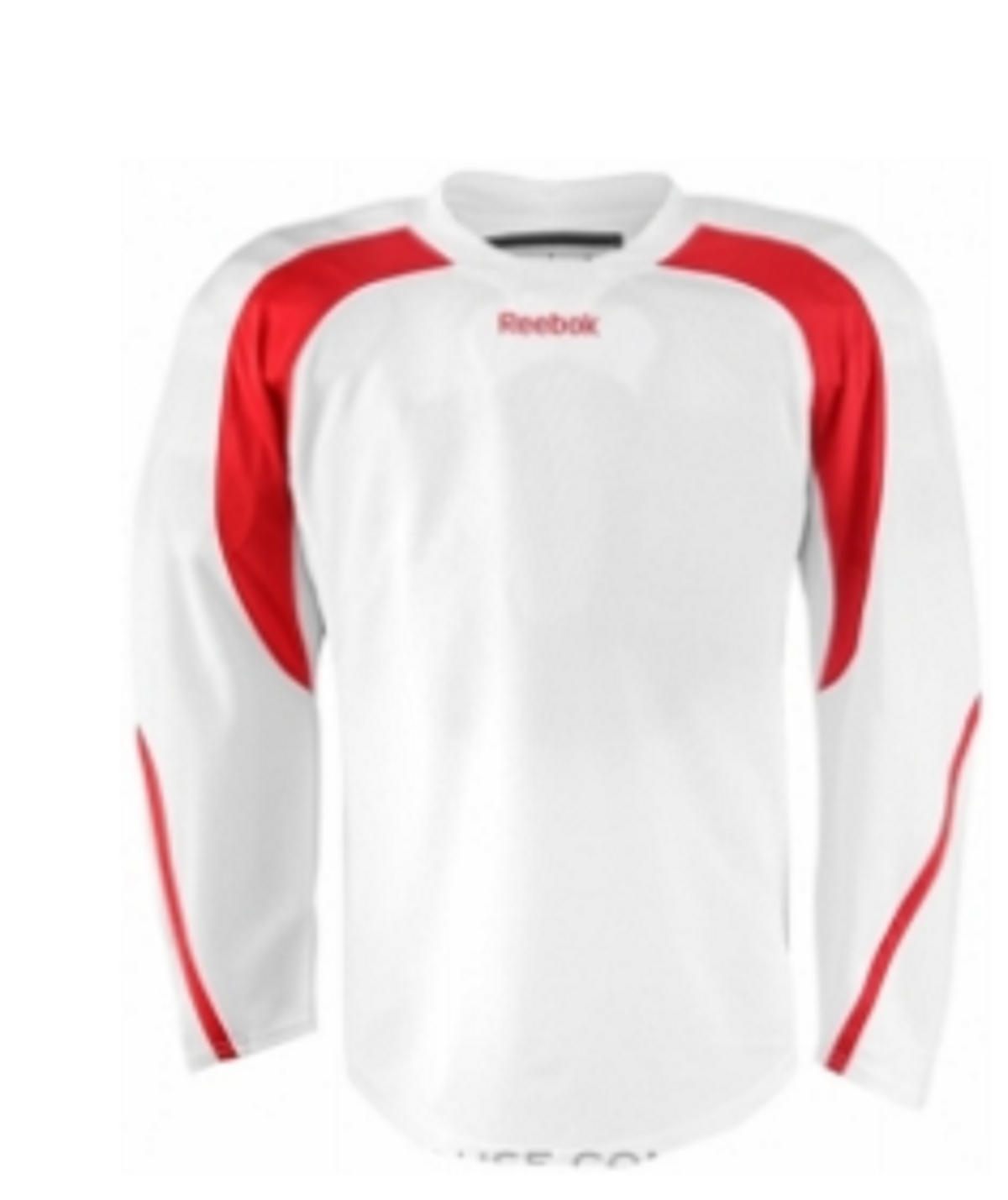 Ice Hockey Uniforms White & Red Model No TSI­5604