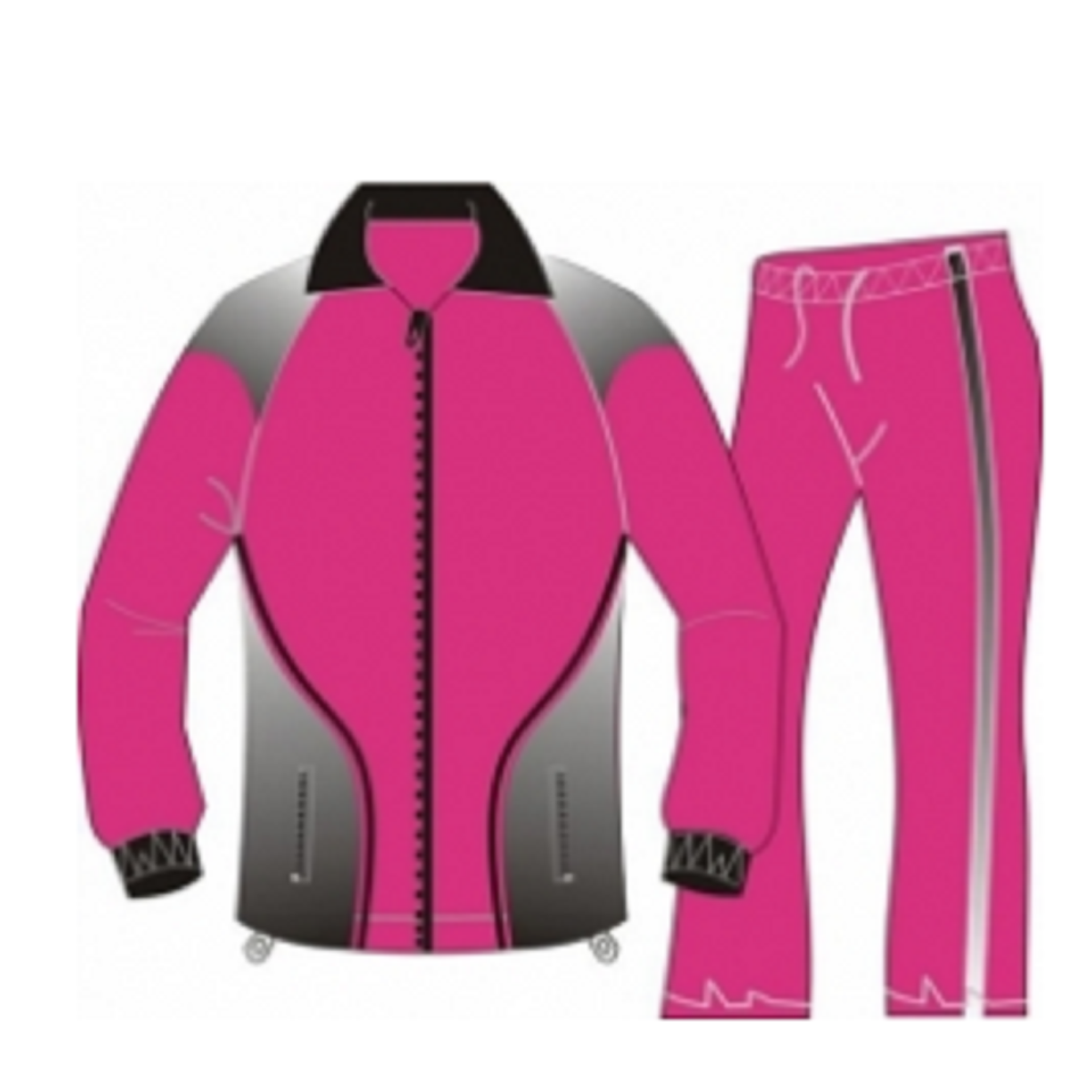 Men's Track Suits Sports Pink  Model No.TSI 2612