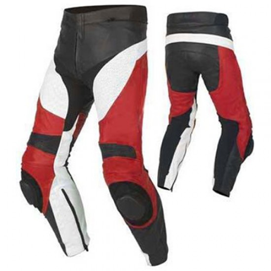 Motorbike Leather Trousers  DRT-507