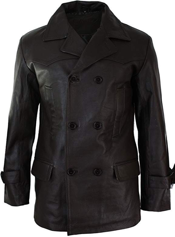 Men Leather Jackets well stitched and trendy TIMJ  010
