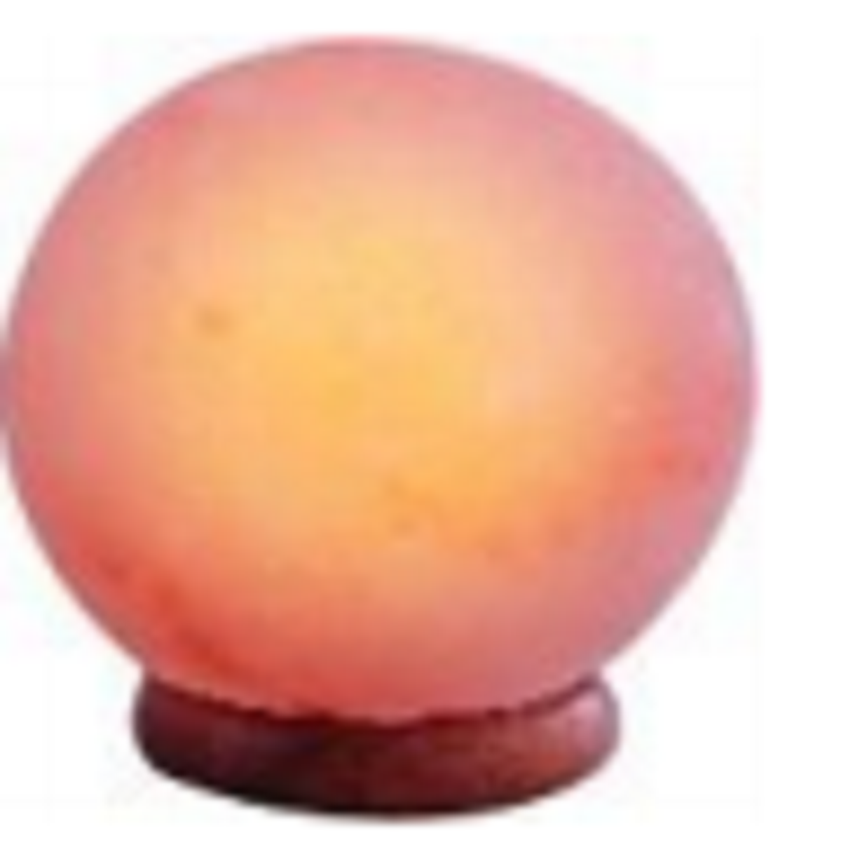 Himalayan Salt Lamp  BALL SHAPE 6 ZRS 0644