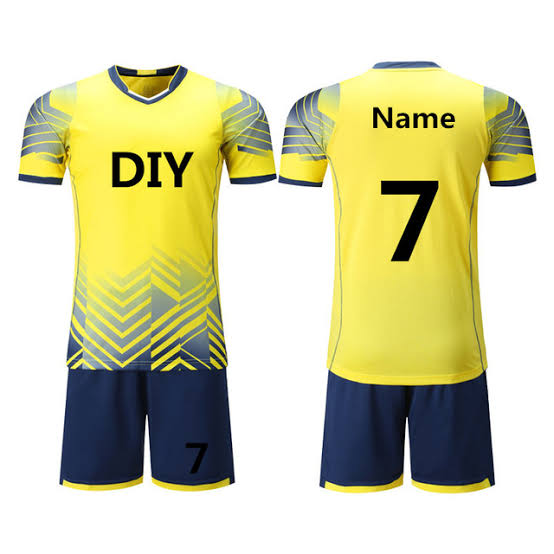 Full Sublimation Digital Printing Sports Outfits/Soccer Uniforms for Men FF-2020