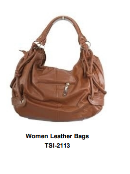 Beautiful Ladies Bag Leather TSI 2113