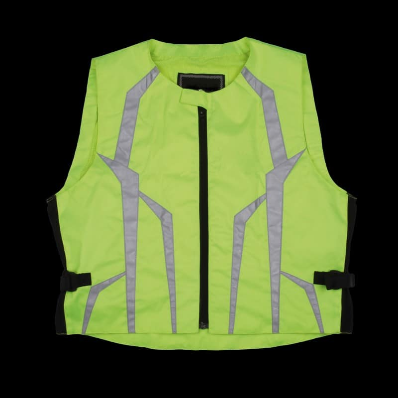 Safety Jacket With Pvc Reflective  TR 127