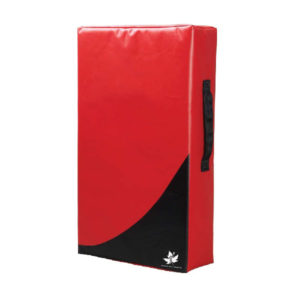 Extra Thick Thai Kick Pads Red Model No  CHS-140