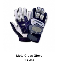 Motocross Motorcycle  Bike Skeleton Racing Cycling Gloves TSI  409