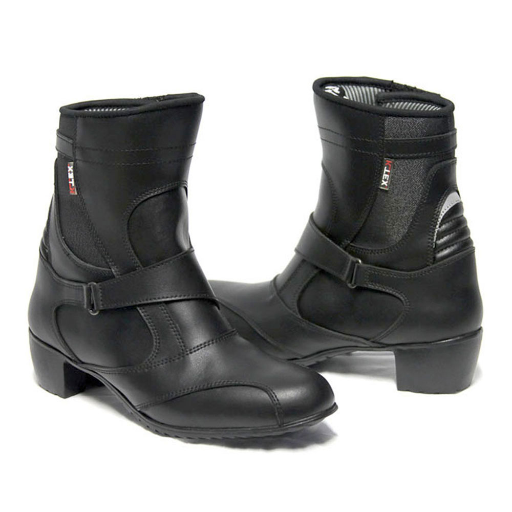 Motorbike Ladies Racing Boots For Bikers DRB-1225