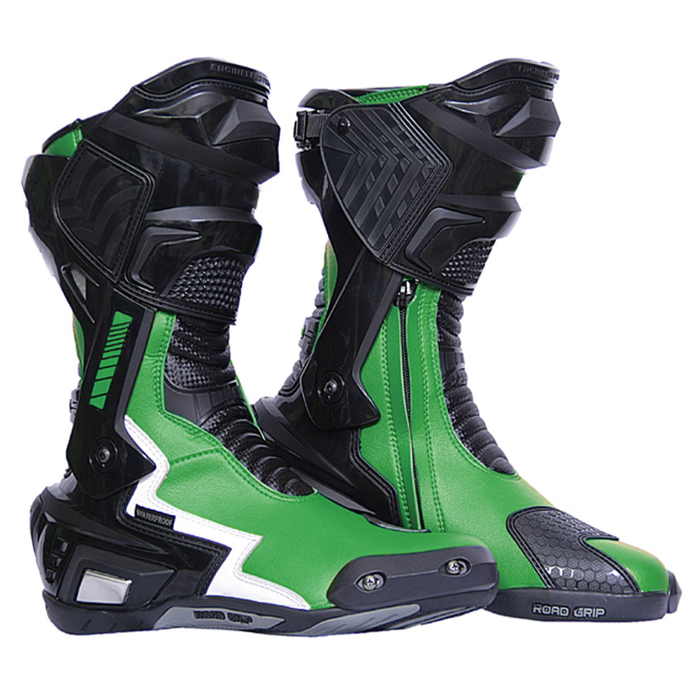 Motorbike Racing Boots for Bikers DRB-1248