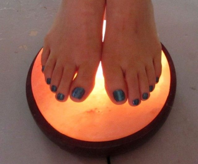 Himalayan Foot Detox Lamp Model No. SL 03