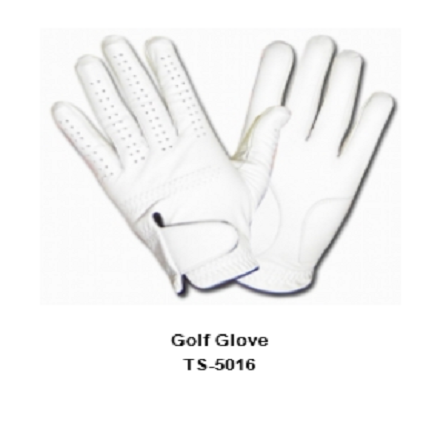 Men's Golf Gloves white  Model No.TSI  5016