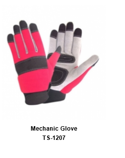 Mechanic Flex Grip Work Gloves, Shrink Resistant, Excellent Grip TSI 1207