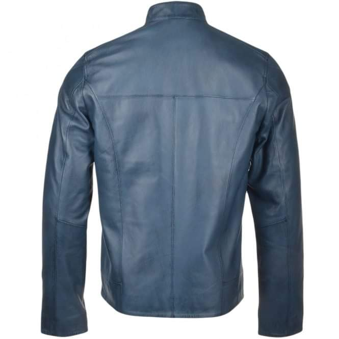 Men Leather Jackets TIMJ - 018