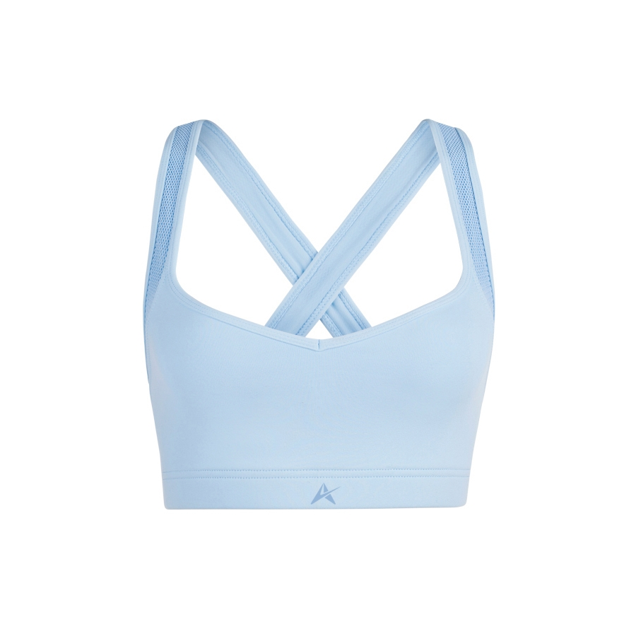 Women Breathable Sports Bra  Crop Tank Tops A1-907