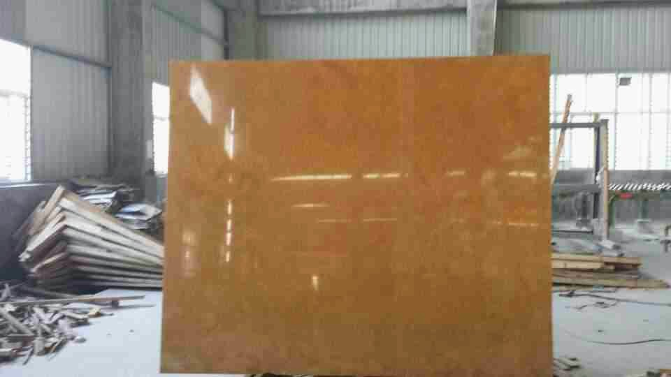 Brown Gold Marble - ME -115