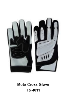 Motocross Motorcycle  Bike Skeleton Racing Cycling Gloves TSI  411