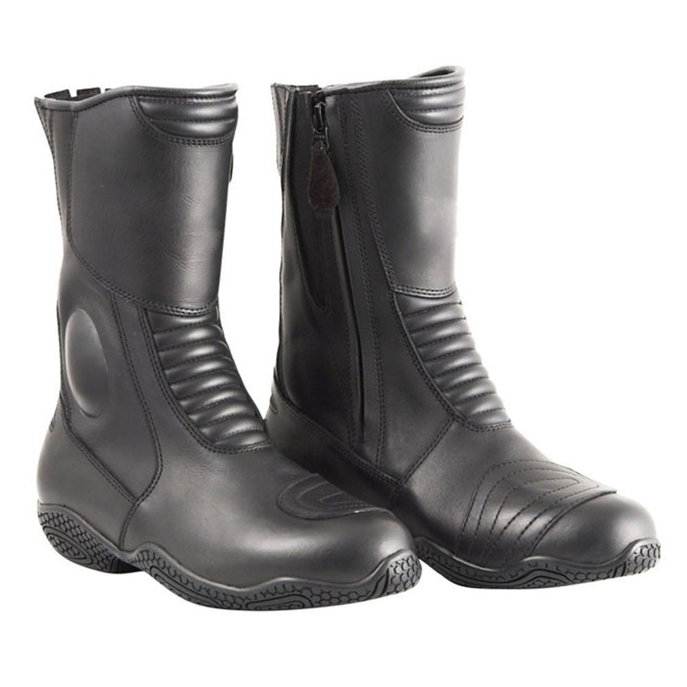 Motorbike Ladies Racing Boots For Bikers DRB-1228
