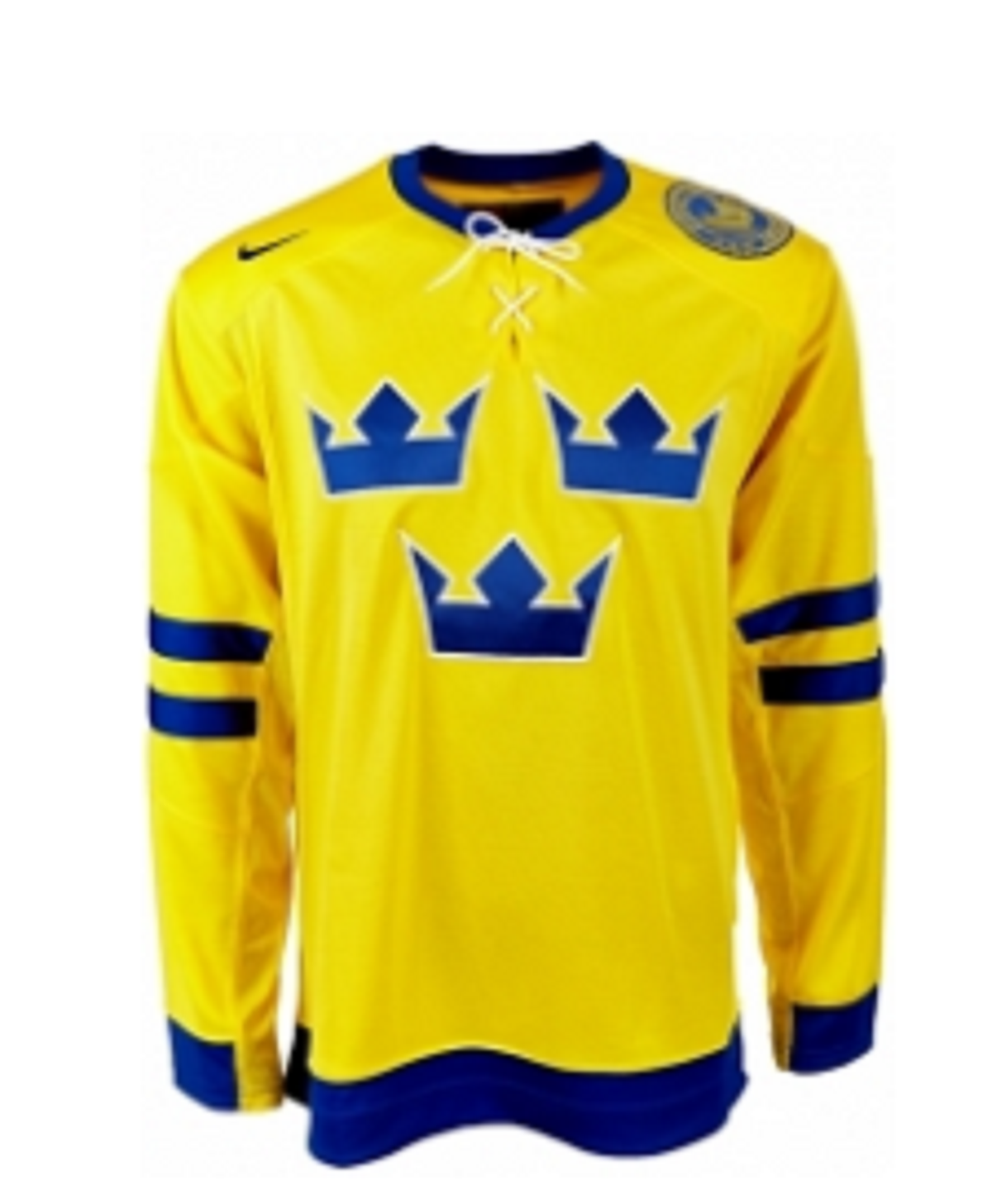 Ice Hockey Uniforms Yellow & Blue Model No TSI­5606