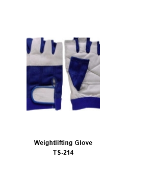 Weight Lifting Gym Workout Gloves with Wrist Wrap Support for Men & Women TSI  214