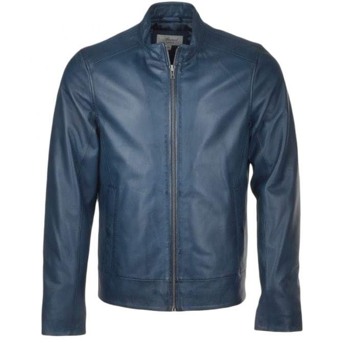 Motorcycle Men Leather Jackets  TIMJ   018