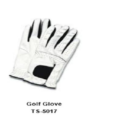 Men's Golf Gloves white  Model No.TSI  5017
