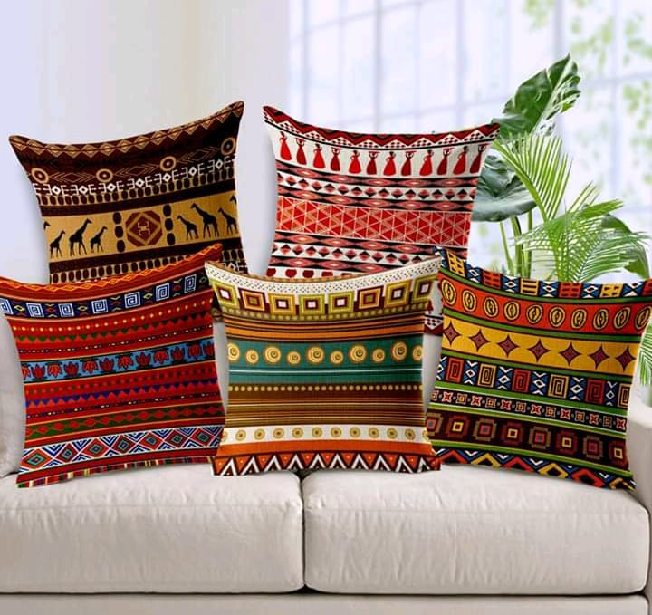 Digital Print Cushion Cover 100% Cotton Satin AIT-003