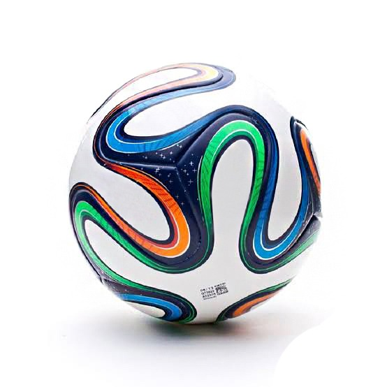 Brazuca 2014 100% Highest-Quality Thermal Molded Football PE-513
