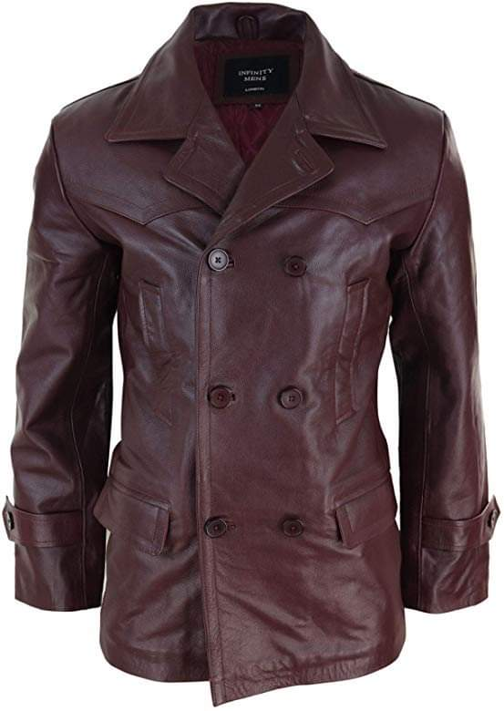 Men Leather Jackets well stitched and trendy TIMJ  009