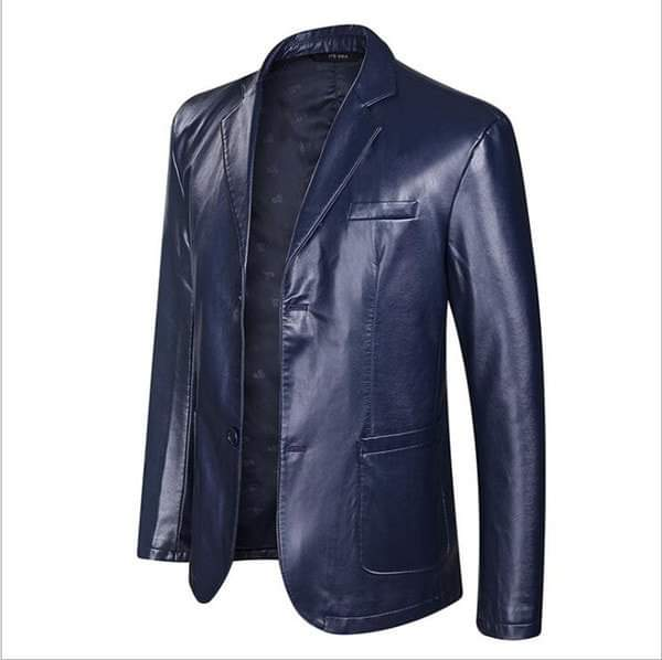 Men Leather Jackets TIMJ - 023