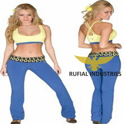 Women Trouser to wear for yoga & Exercise  RUF 403