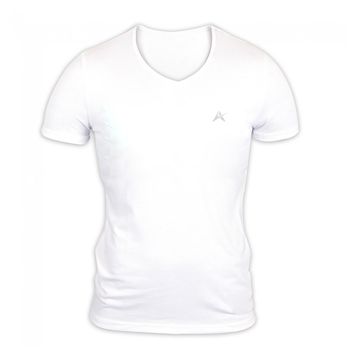 Plain Men's Cotton Crew Neck T-Shirt AI-001