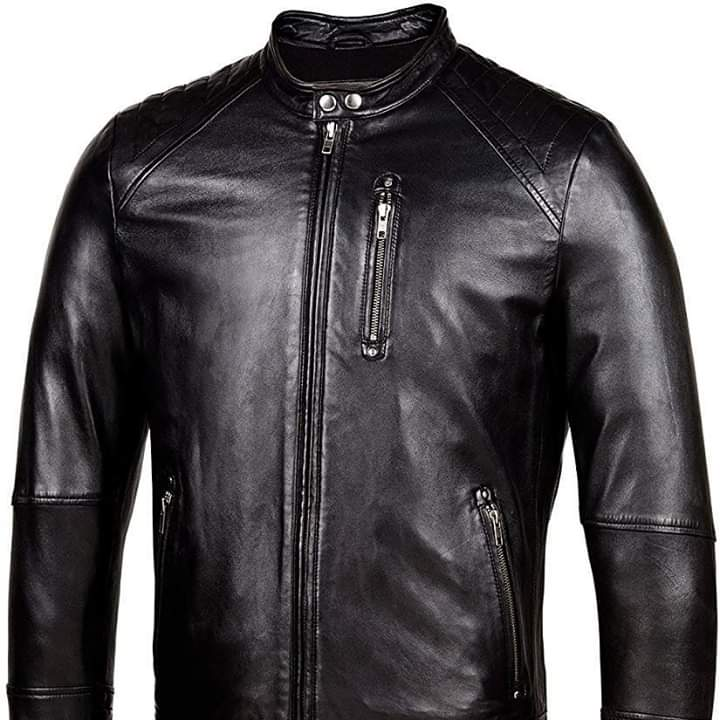 Men Leather Jackets TIMJ - 006