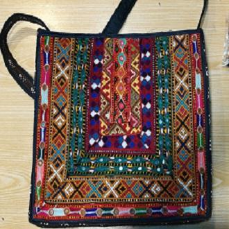 Handmade Embroidered Shoulder bag for women  GZ-1