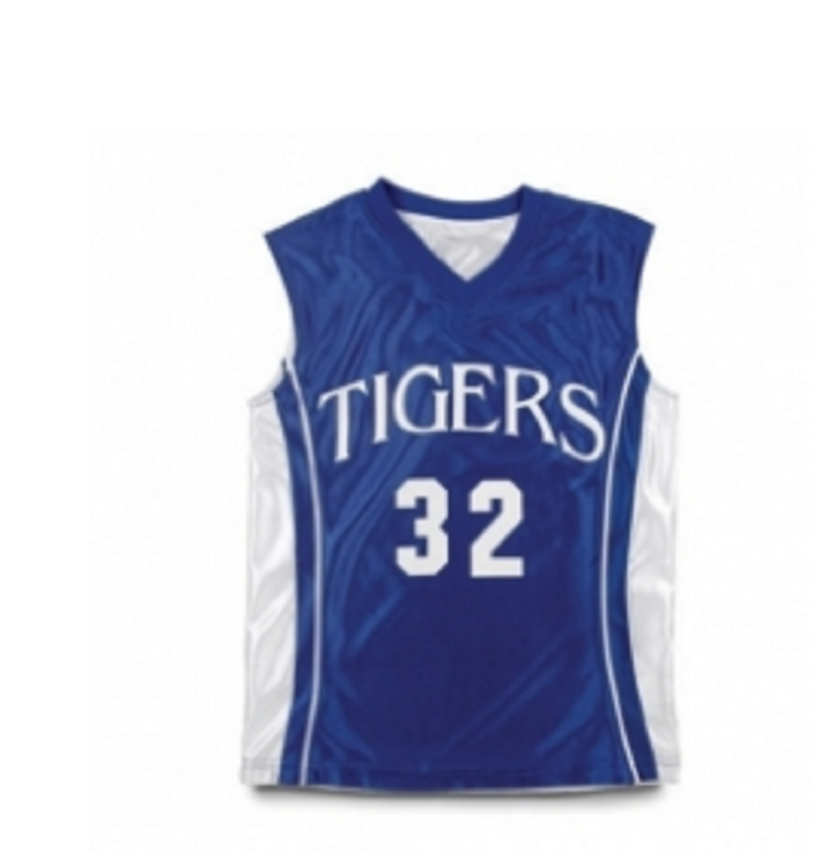 Basket Ball Uniforms Blue & white Model No TSI­5405