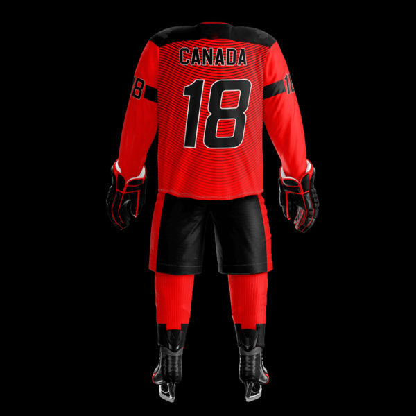 Ice Hockey Uniform SPL 142
