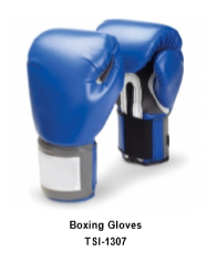 Genuine Leather Pro Style Boxing  Training Gloves TSI 1307