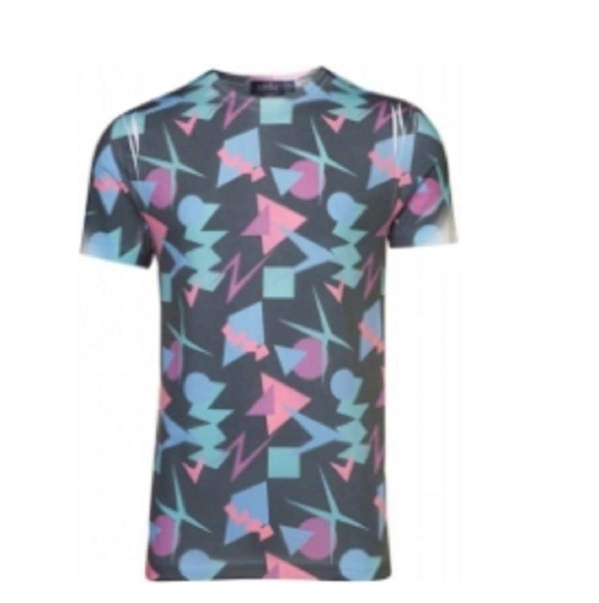 Men's Sublimation Shirts Blue & Pink color Model No TSI ­4708