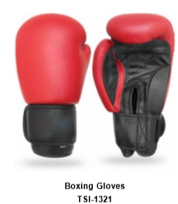 Genuine Leather Pro Style Boxing  Training Gloves TSI 1321