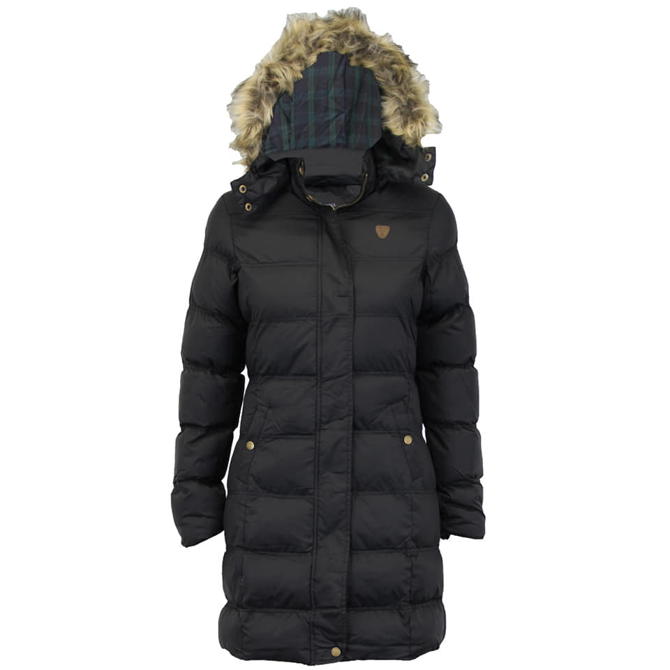 Long Puffer Jackets for Women & Men  TR 137