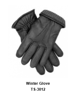 Winter Gloves for Men and Women Thermal Soft Wool Lining - Knit Stretchy Material TSI  312