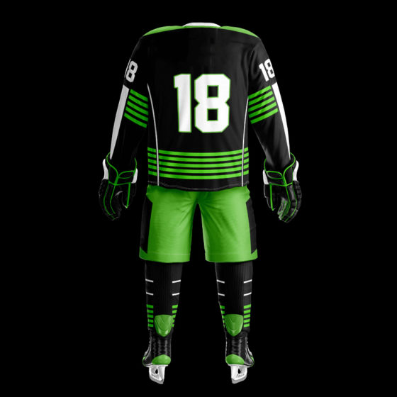 Ice Hockey Uniform SPIHU -141