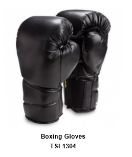 Genuine Leather Pro Style Boxing  Training Gloves TSI 1304