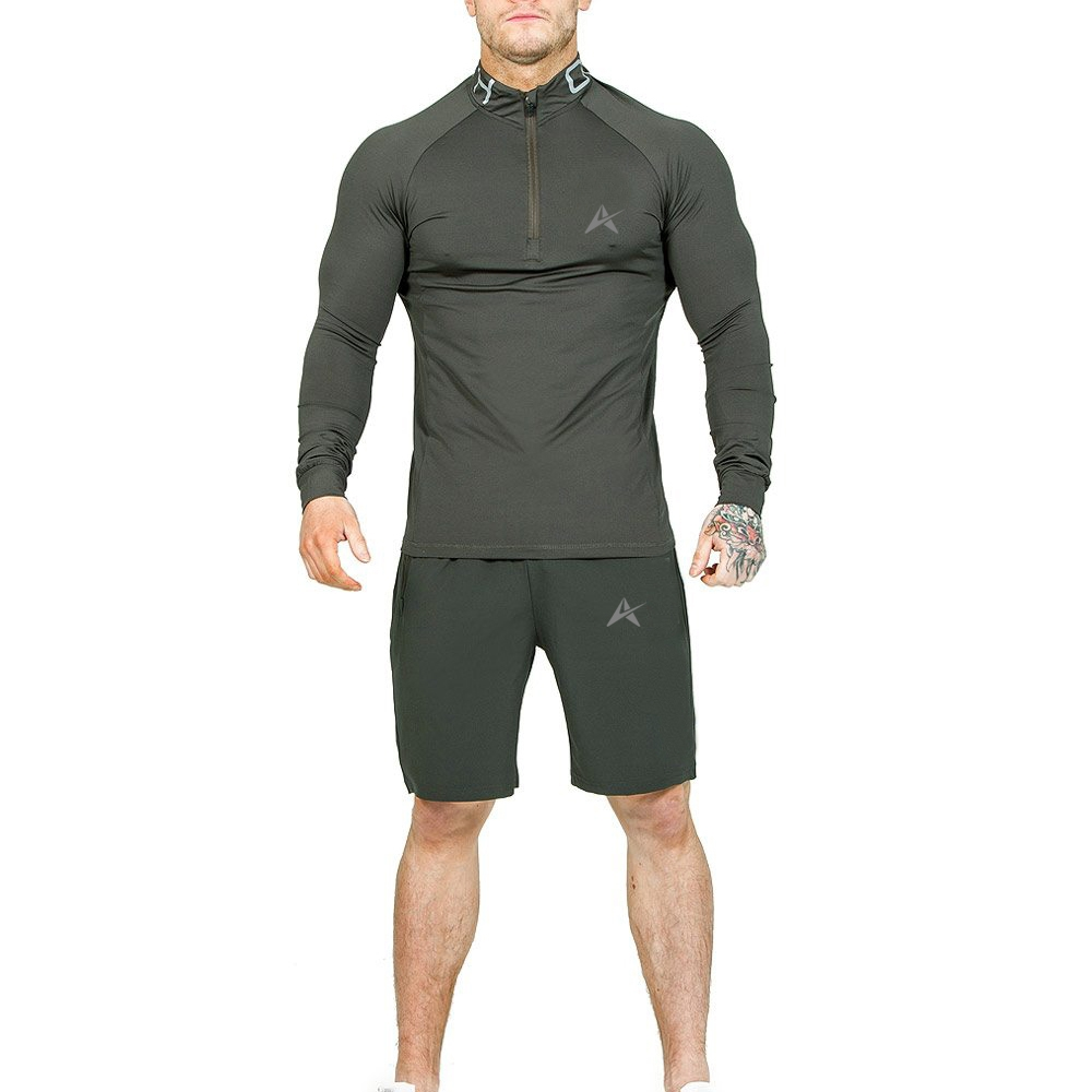 Mens Gym Running  Sports Hiking Short Pants A1-704
