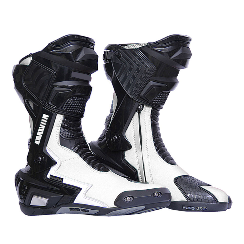 Motorbike Racing Boots for Bikers DRB-1246