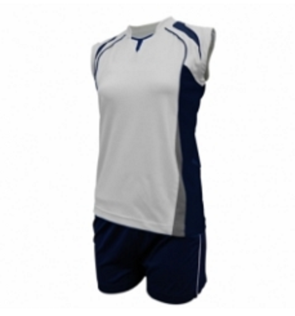 Volleyball Uniforms Grey & Black Model No TSI­5807