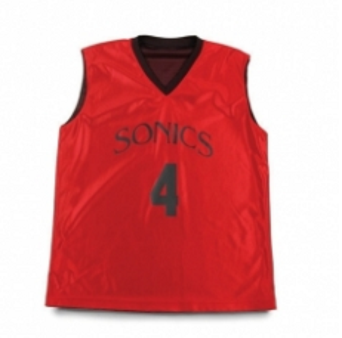 Basket Ball Uniforms Red Model No TSI­5403
