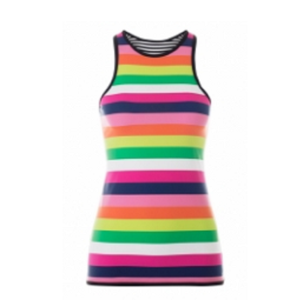 Women's  Fearless Tank Multi color TSI­3104
