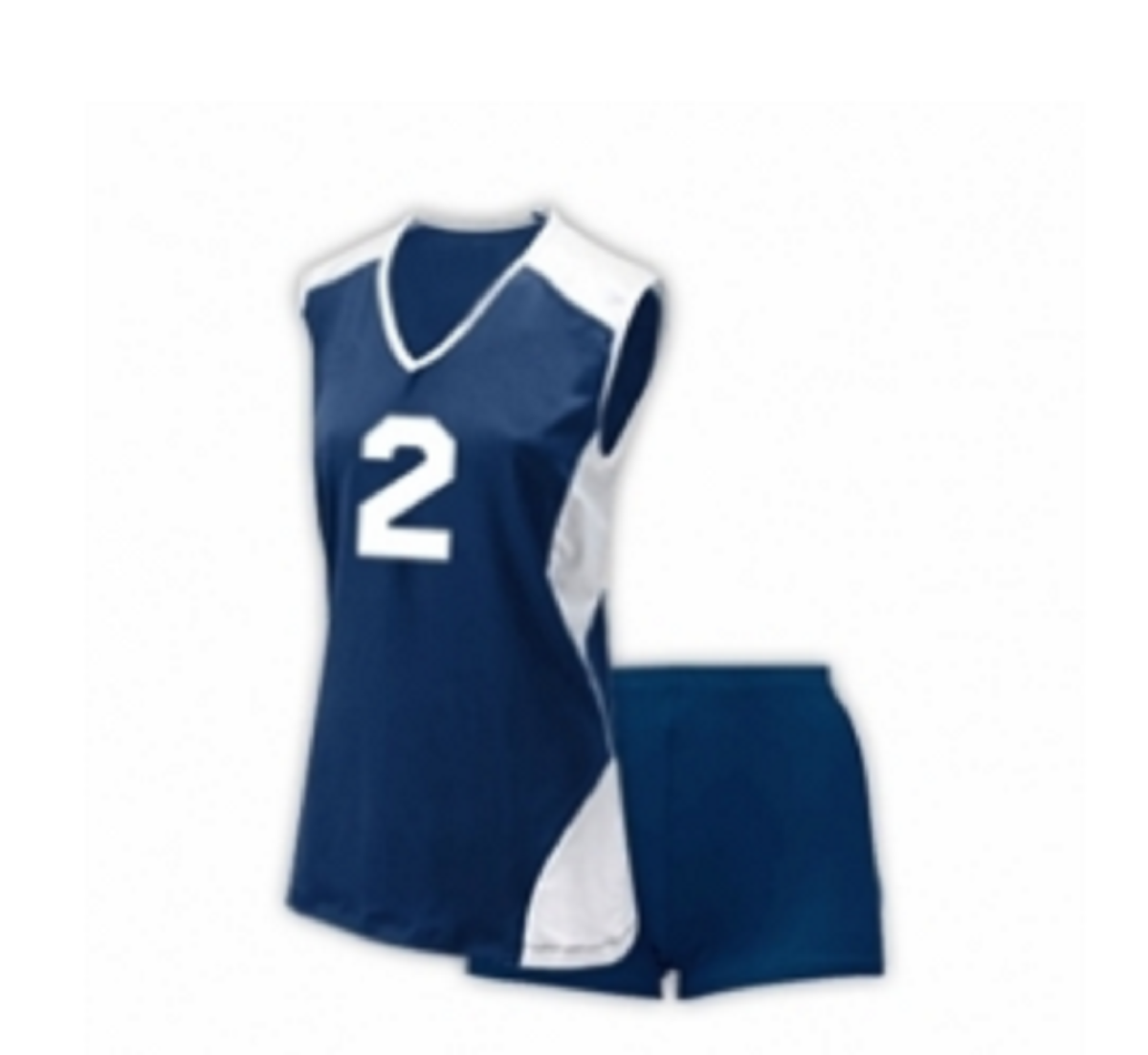 Volleyball Uniforms  Blue & WhiteSuit Model No TSI­5806